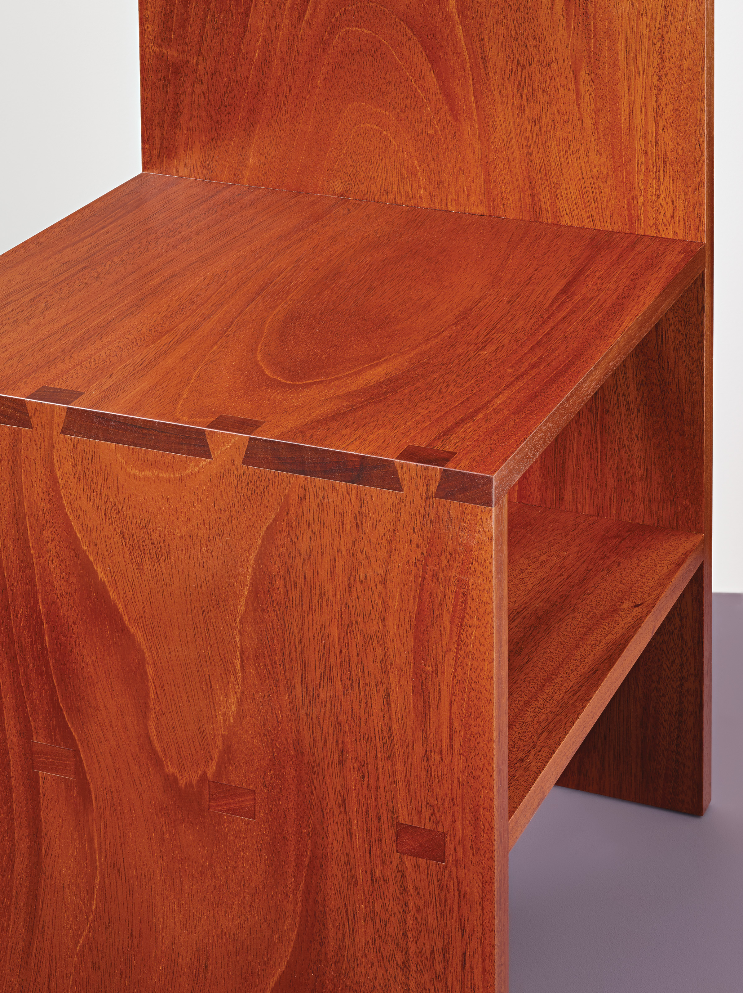 Donald Judd 1928 1994 Desk And Two Chairs Models F 82