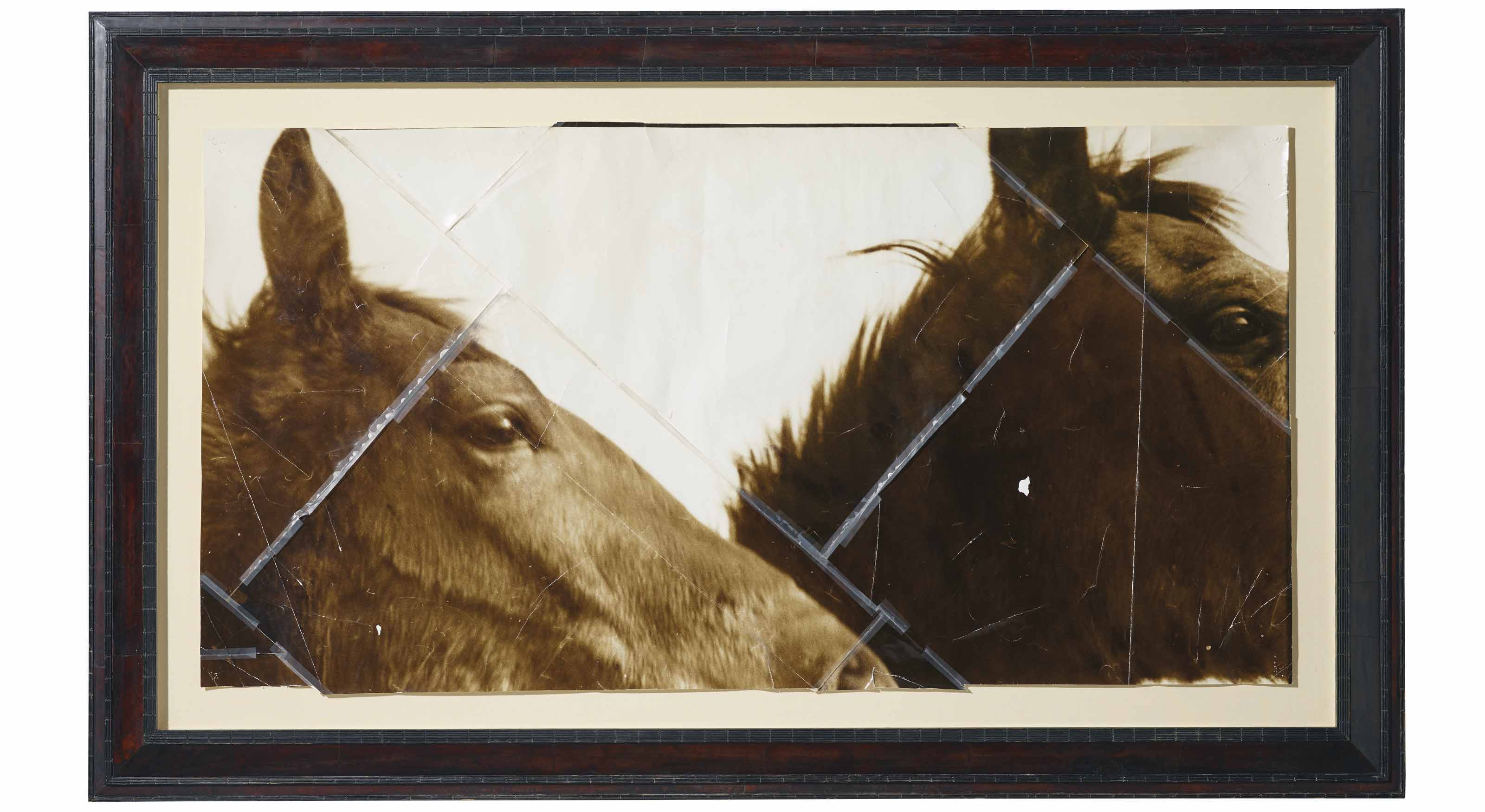 Large Horses #4, 1985 - 1988