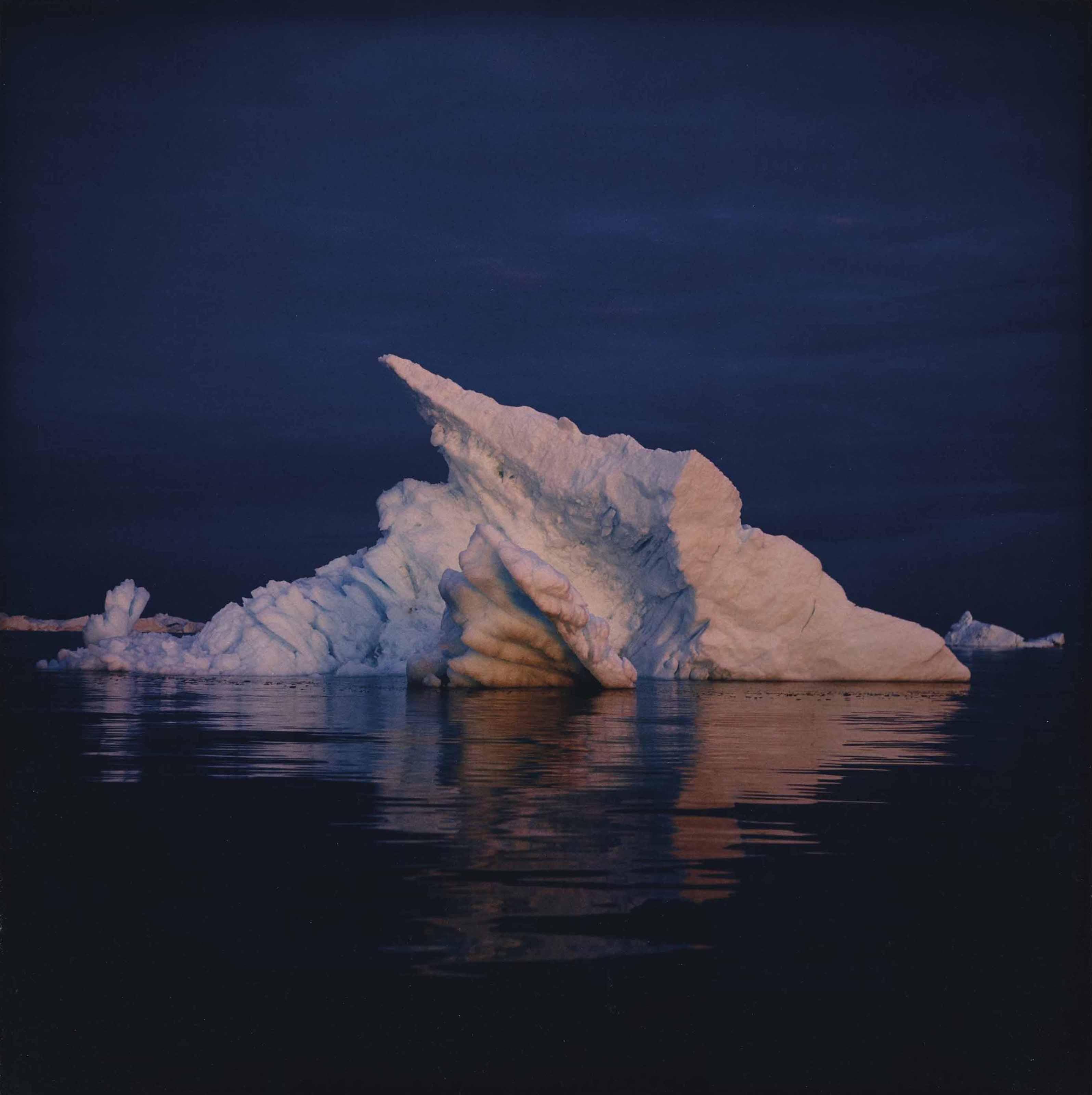 Untitled (Iceberg), 1986