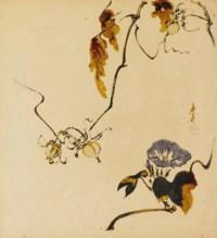 Shibata Zeshin (1807-1891)