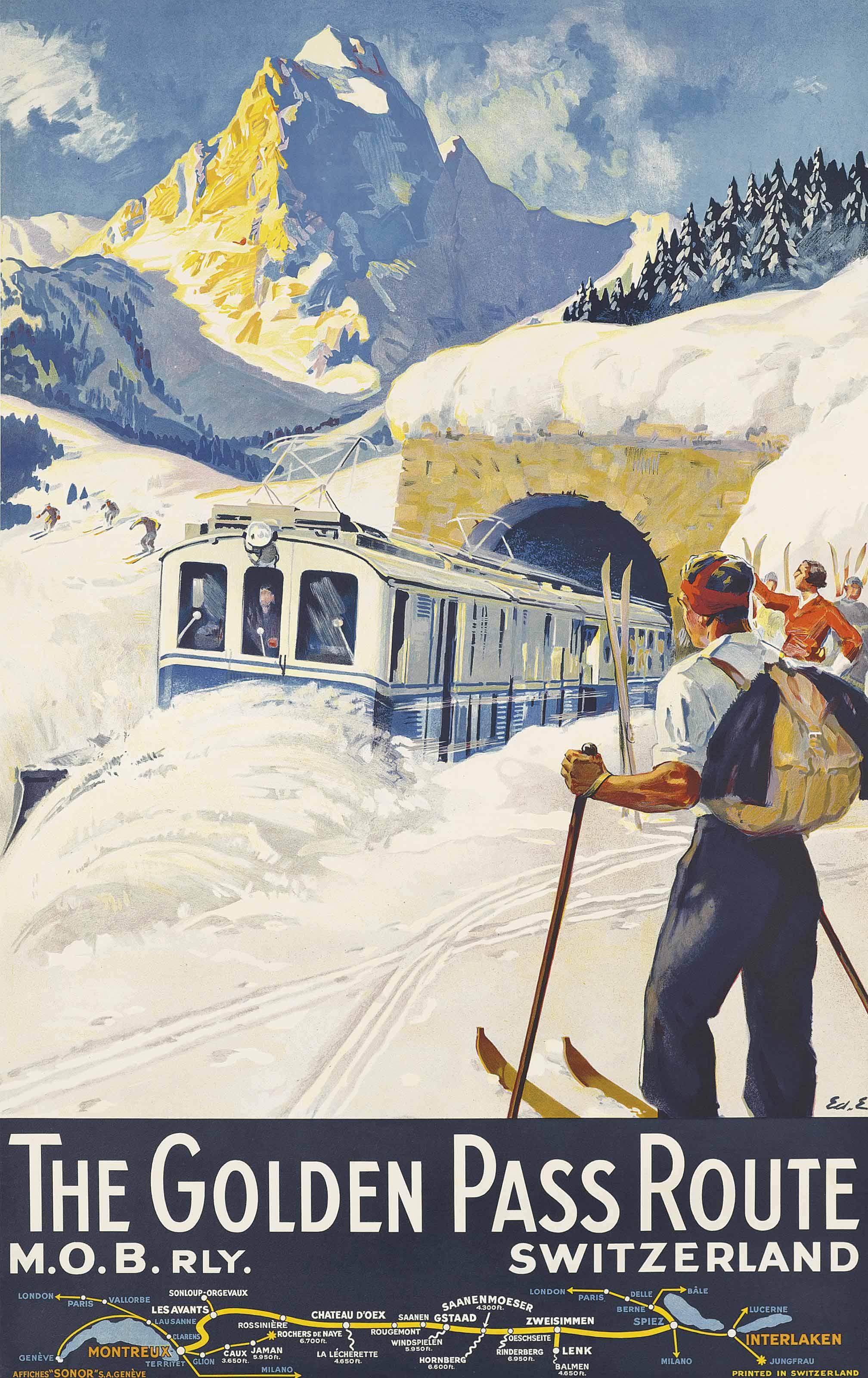 Edouard Elzingre (1880-1966)