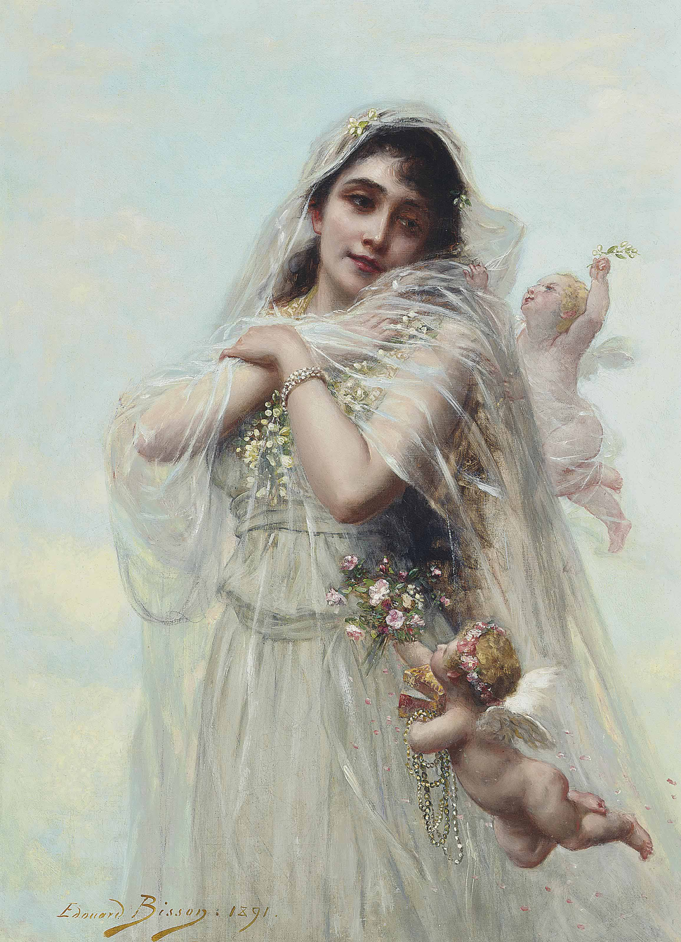An allegory of Spring