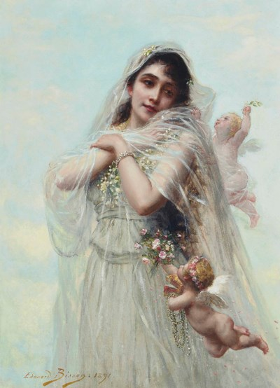 Edouard Bisson (French, 1856-1