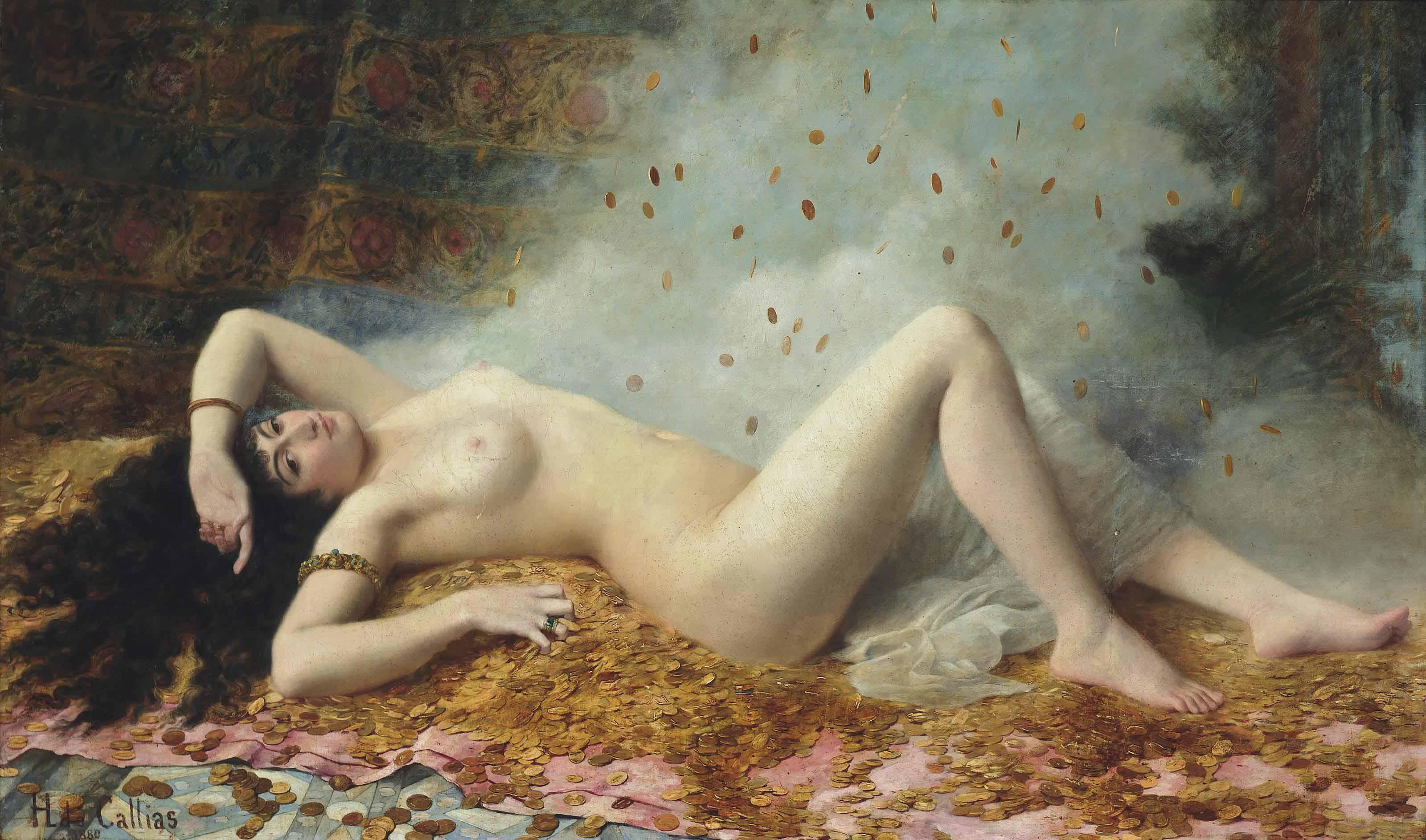 Horace De Callias (FRENCH, 184
