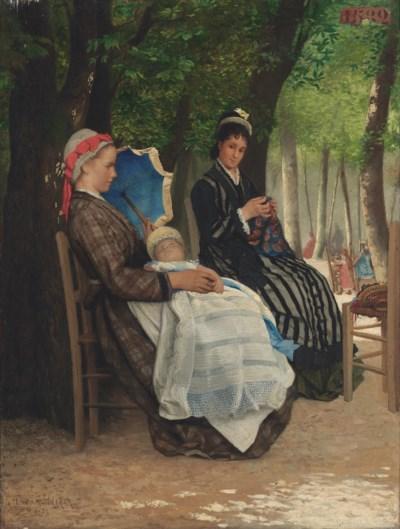 Lazare Meyer (FRENCH, 1847-193
