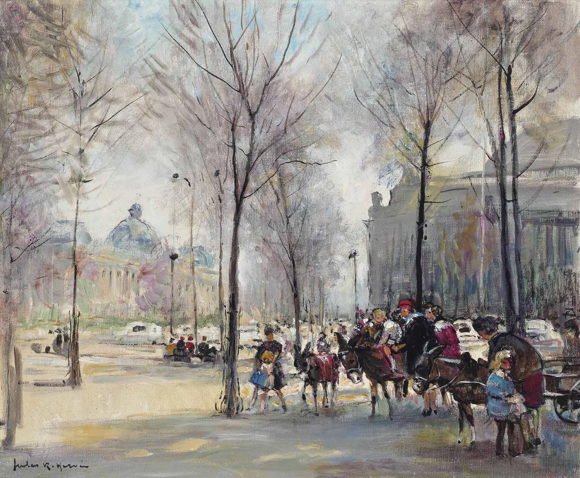 Jules René Hervé (French, 1887