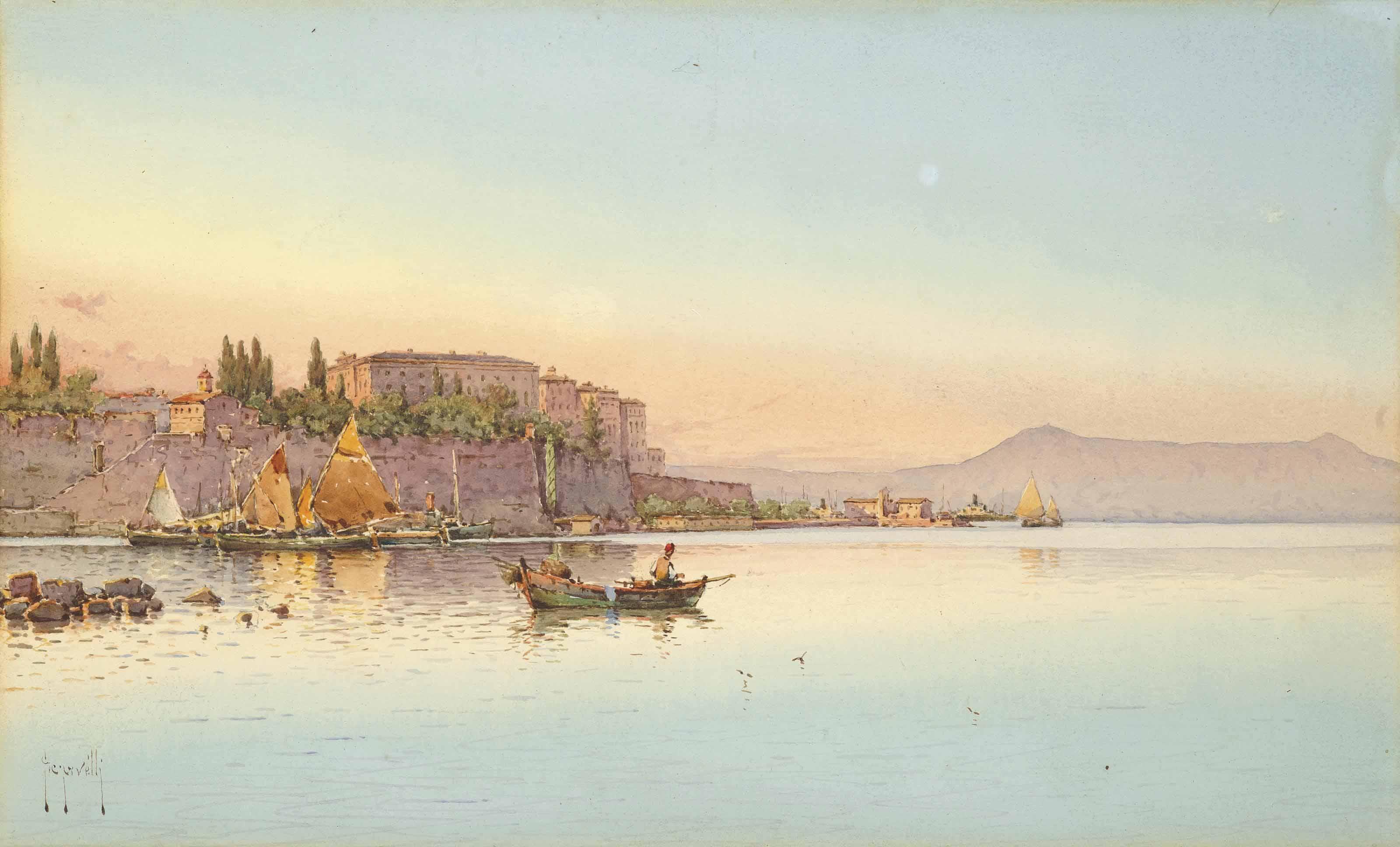 Spyridon Scarvelli (Greek, 186