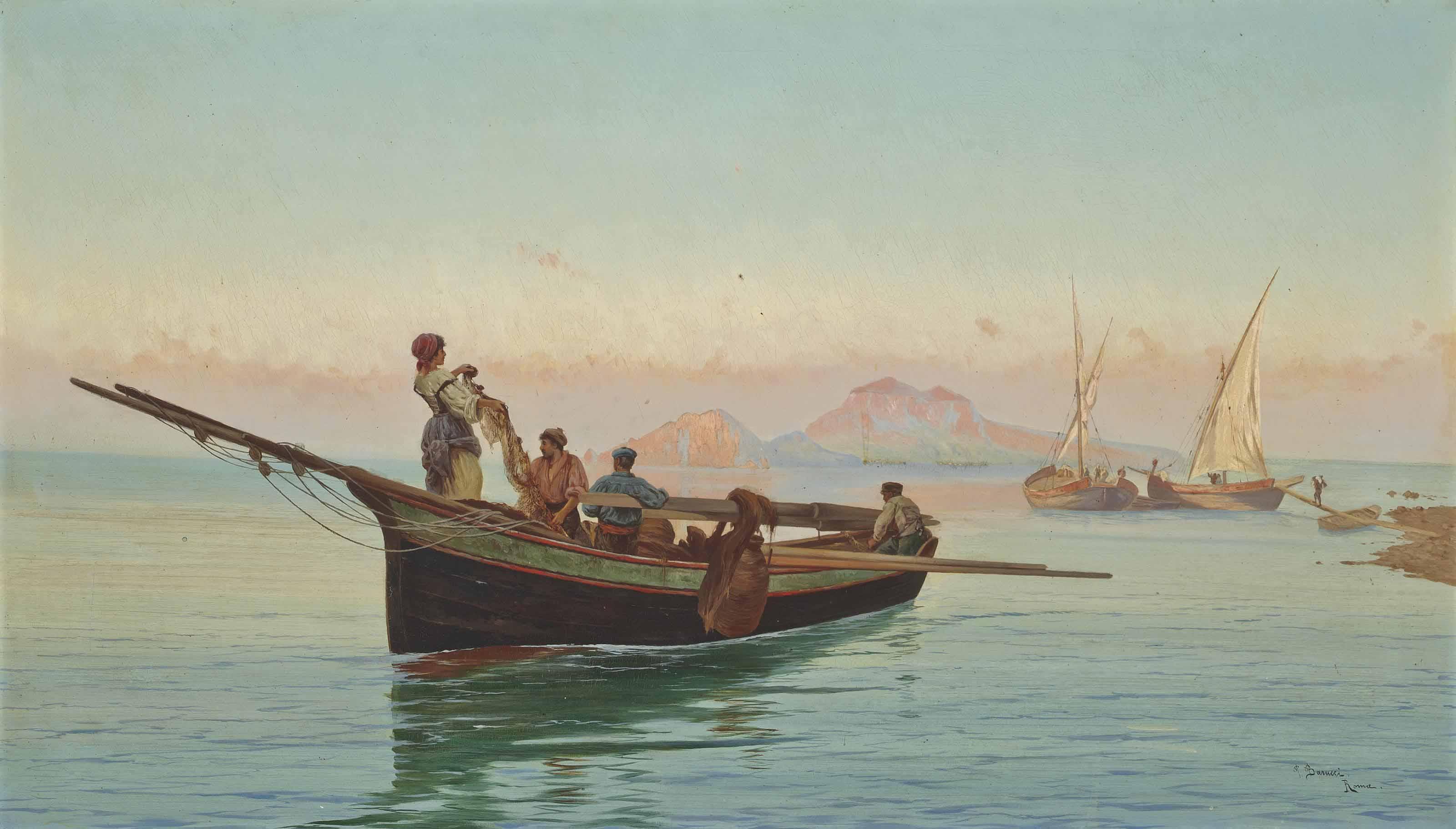 Pietro Barucci (ITALIAN, 1845-