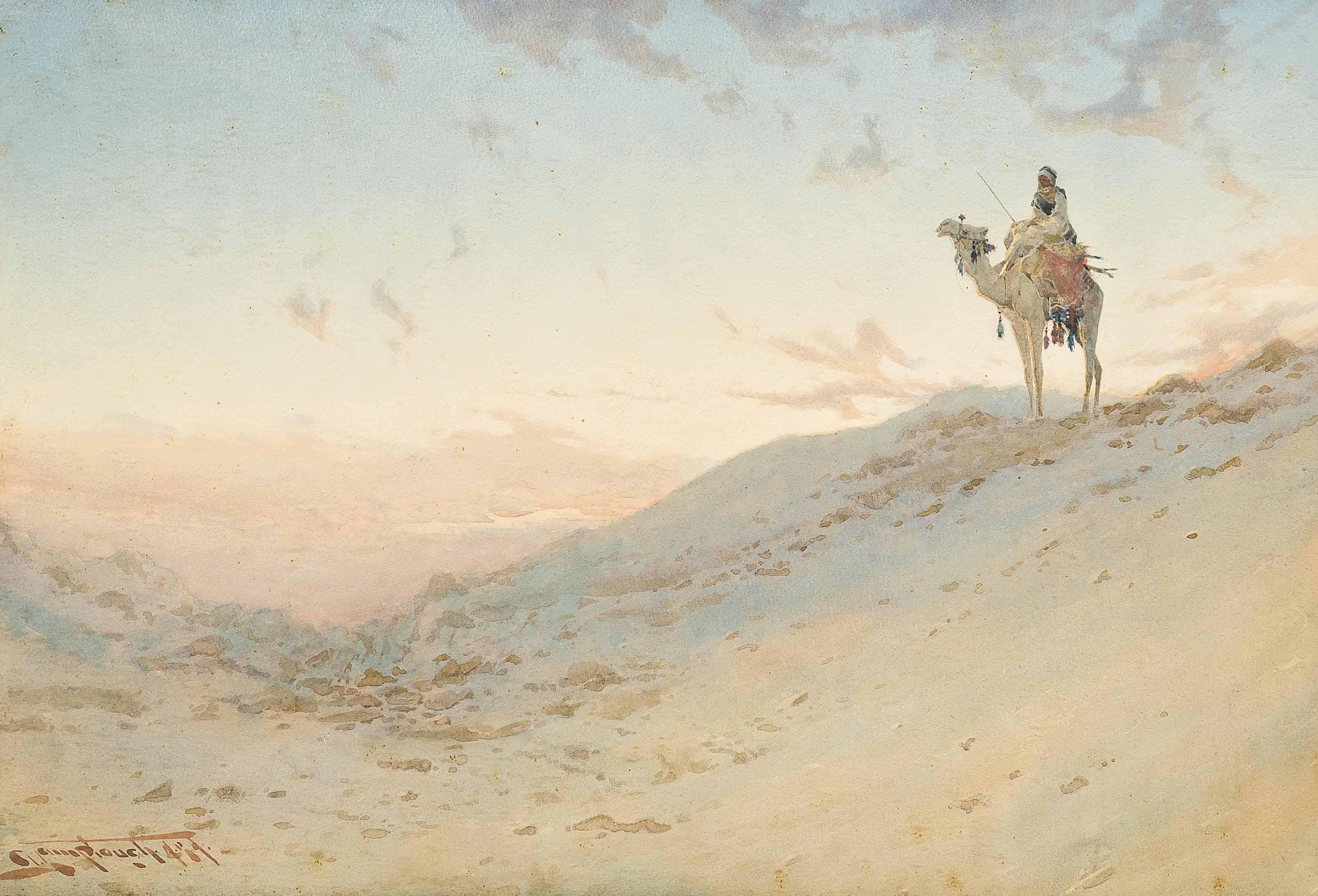 Augustus Osborne Lamplough (Br