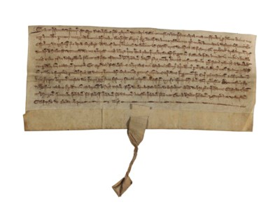 MEDIEVAL CHARTER. Grant of Ral