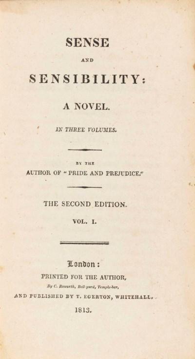 [AUSTEN, Jane (1775-1817).] Se