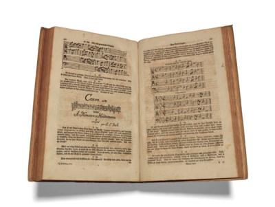 MATTHESON, Johann (1681-1764).