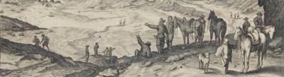 SADELER, Aegidius (1568-1629).