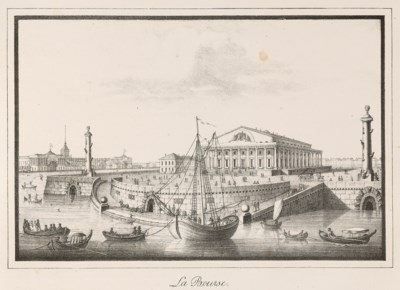 ST PETERSBURG – Nouvelle Colle