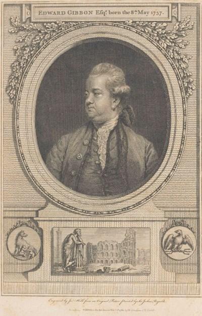 GIBBON, Edward (1737-1794). Th