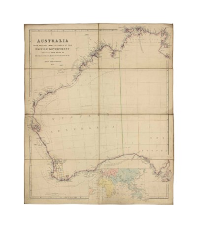 ARROWSMITH, John (1790-1873).