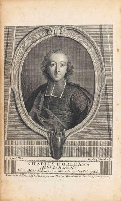 ROTHELIN, Charles d'Orléans, A