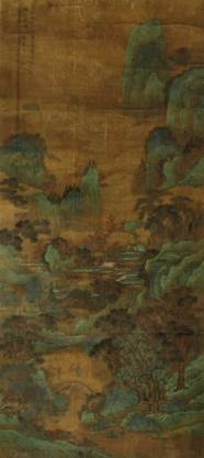 ATTRIBUTED TO QIU YING (1494-1