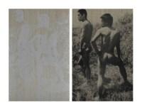 (i) Figures in a Landscape #2 (ii) Figures in a Landscape #3