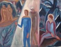 Allegorische Figuren