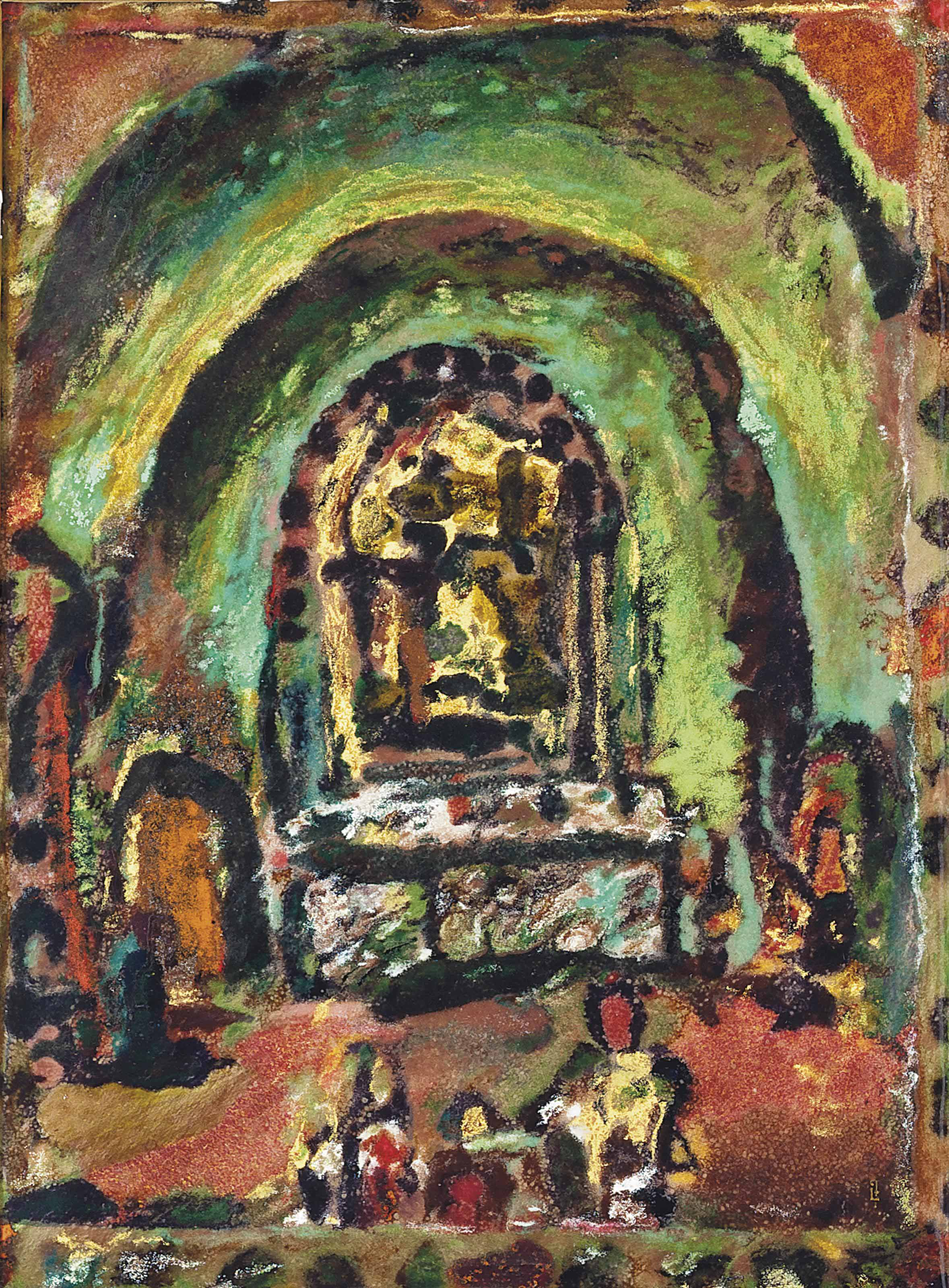 After Georges Rouault (1871-1958)