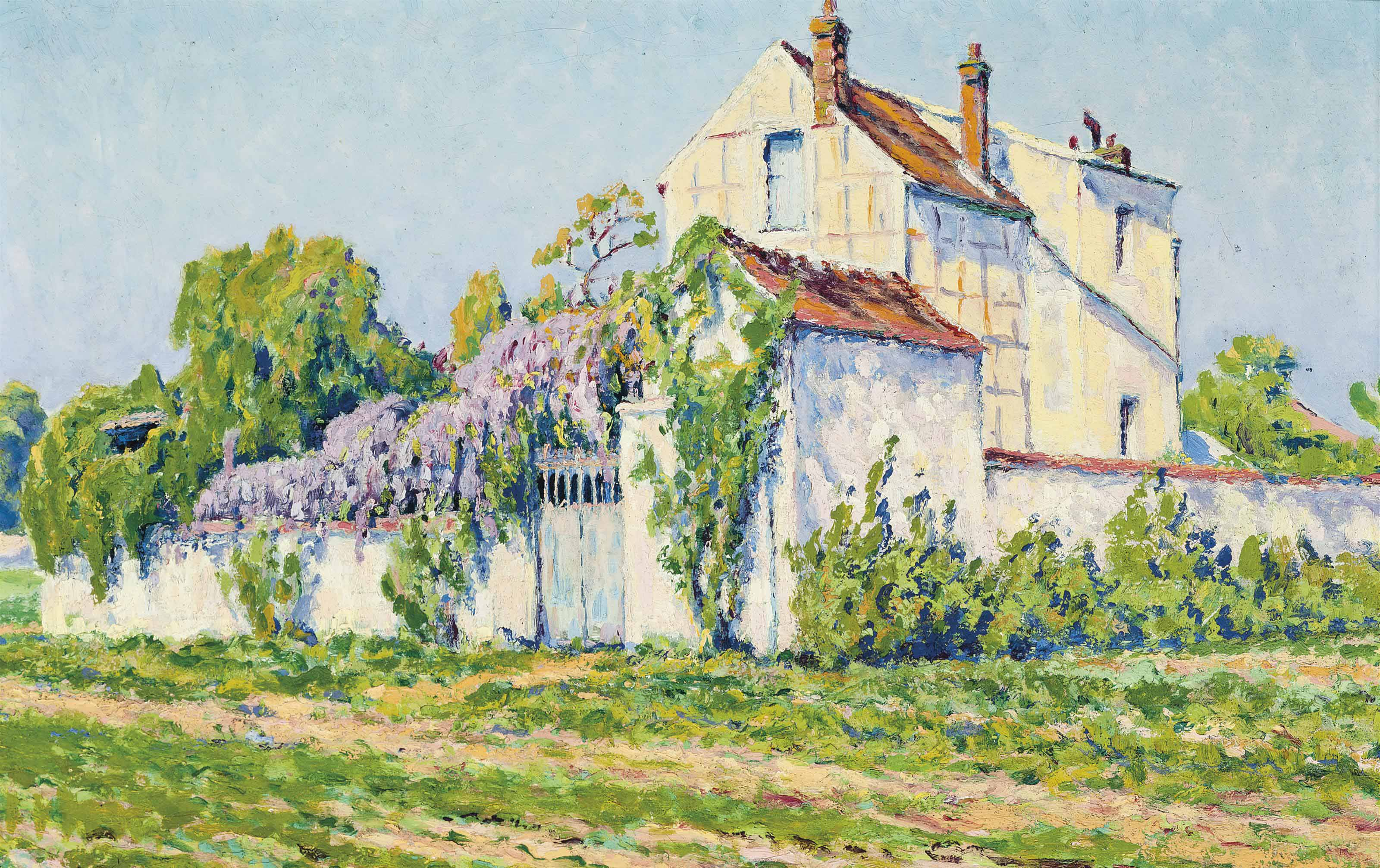 Gustave Cariot (1872-1950)