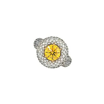 A treated diamond and diamond