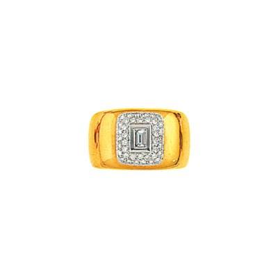 A diamond ring, by Artur Schol