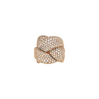 A diamond dress ring, by Palmi