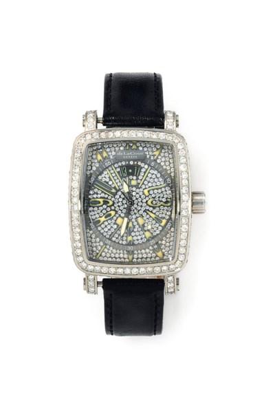 A diamond-set 'Limited Edition