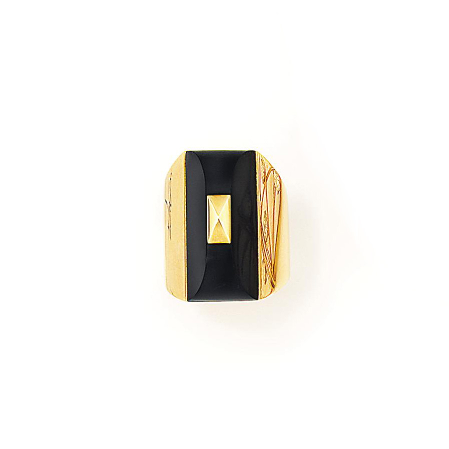 A dress ring, by Hermes