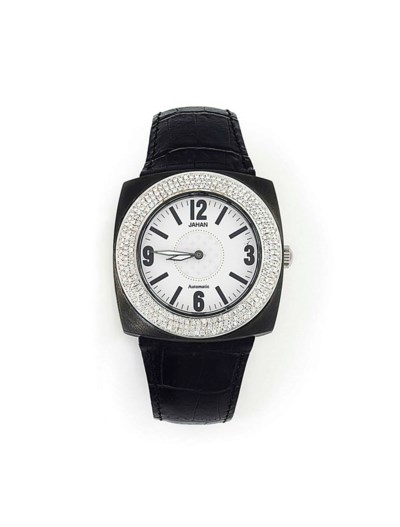 A STEEL AND DIAMOND AUTOMATIC