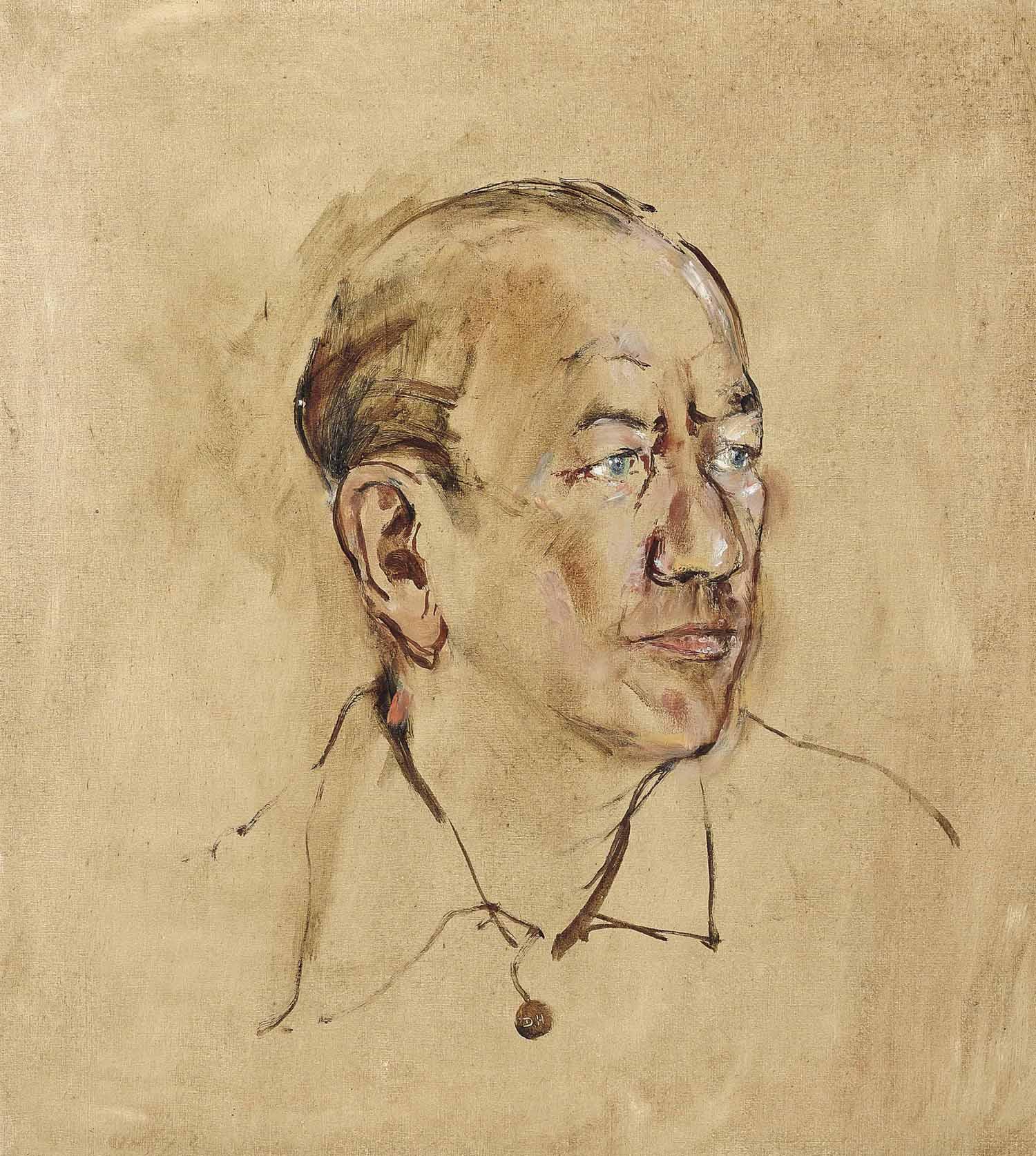 Portrait of Noël Coward