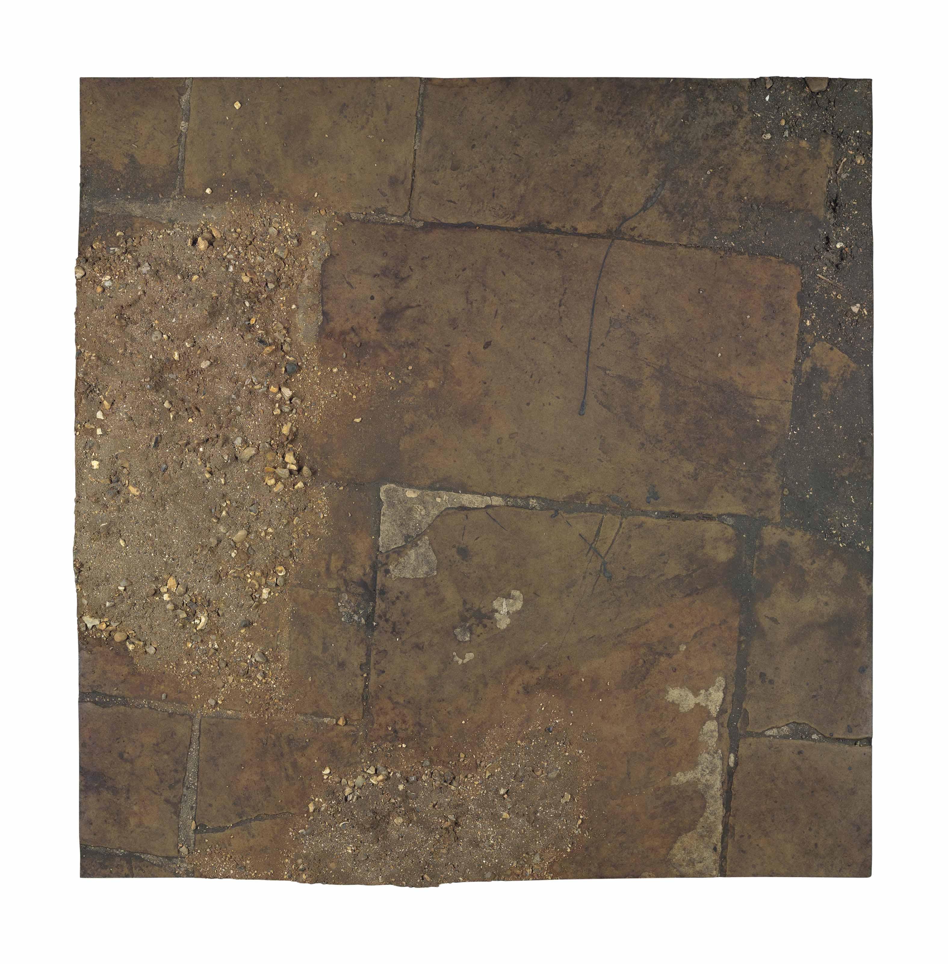 York Stone Pavement with Sand