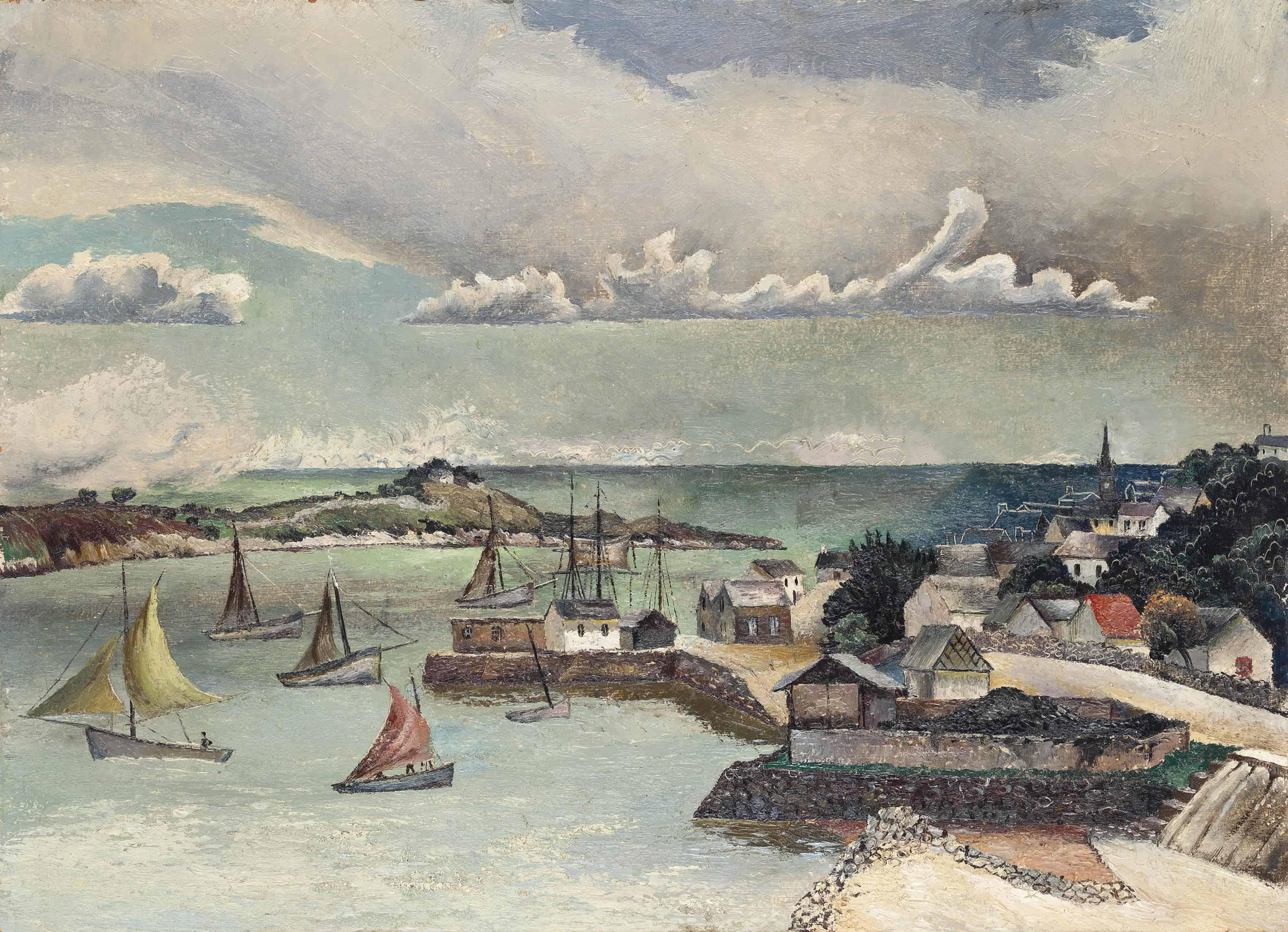 La Trinité-sur-Mer, Brittany