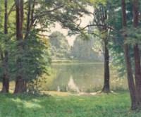 Au bords du rivière