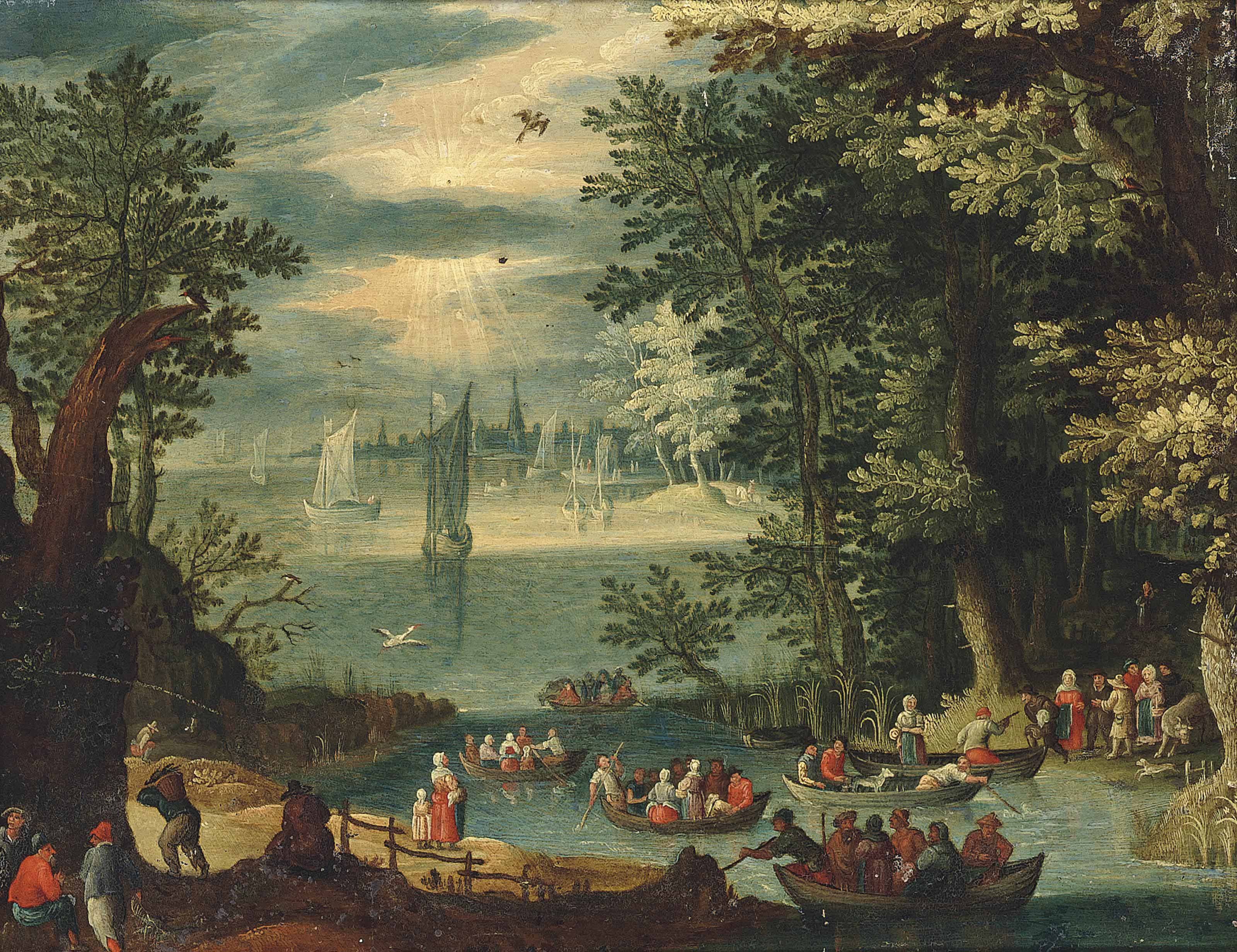Attributed to Abraham Govaerts