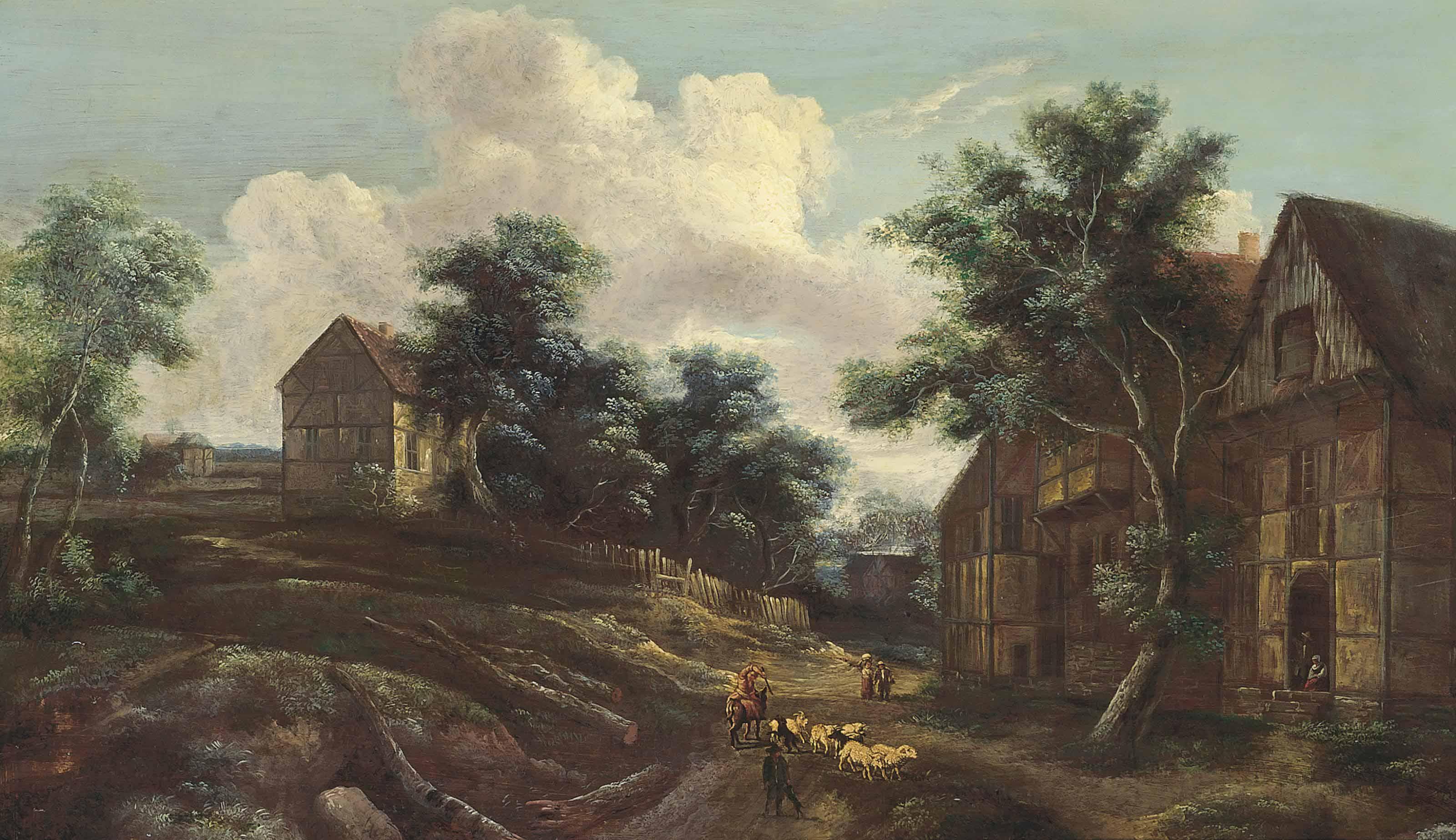 Gerrit van Hees (? 1615/35-167