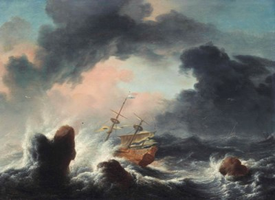 Attributed to Claes Wou (Amste
