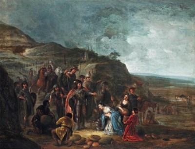 Jacob de Wet I (Haarlem c.1610