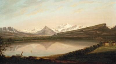 Edmund Garvey R.A. (fl.1767-18