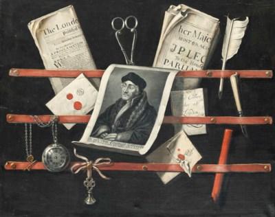 Edward Collier (Breda c.1640-?