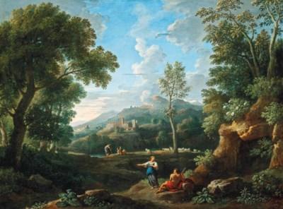 Jan Frans van Bloemen, called