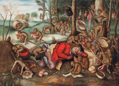 After Pieter Bruegel I