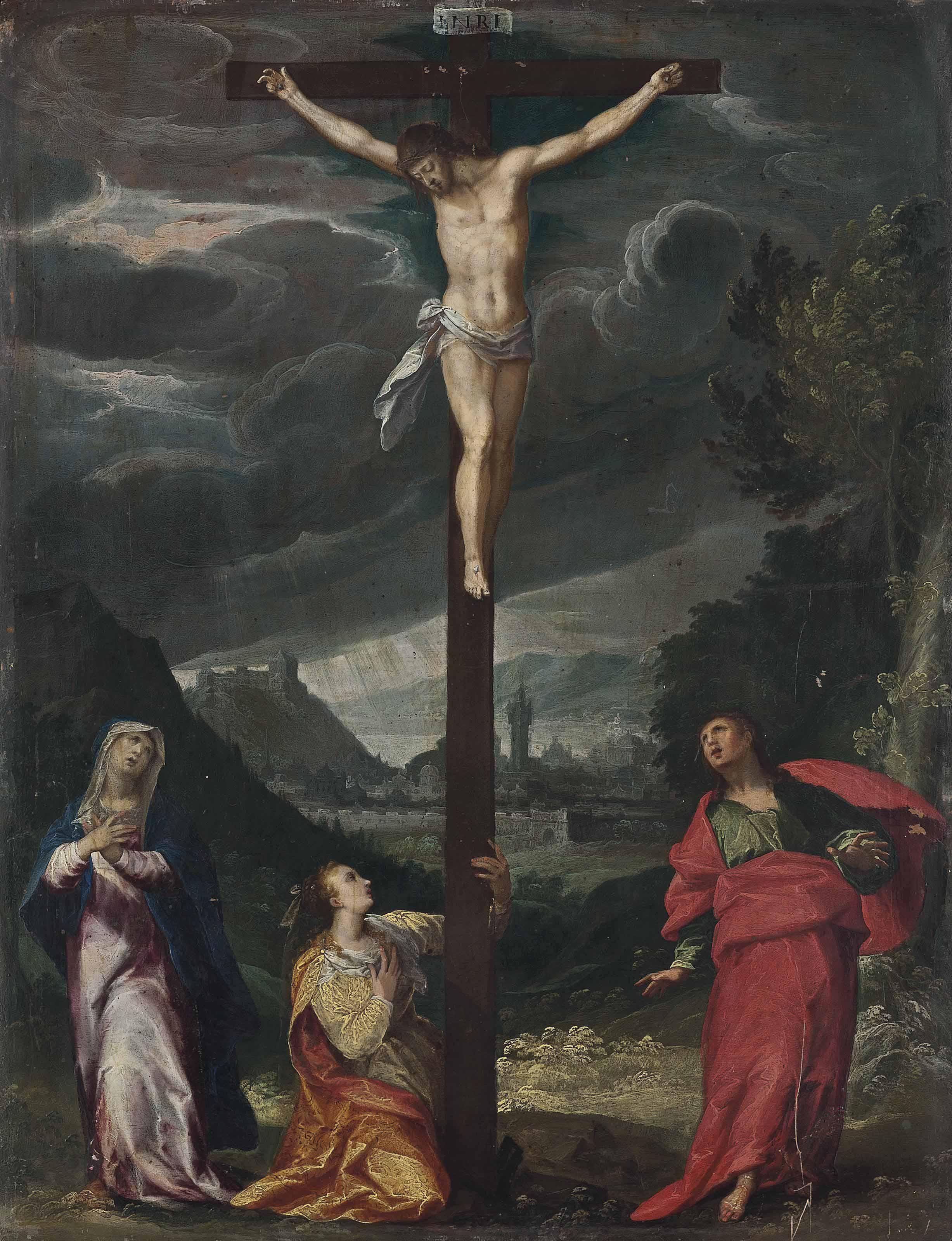 Gillis Congnet (Antwerp c.1538