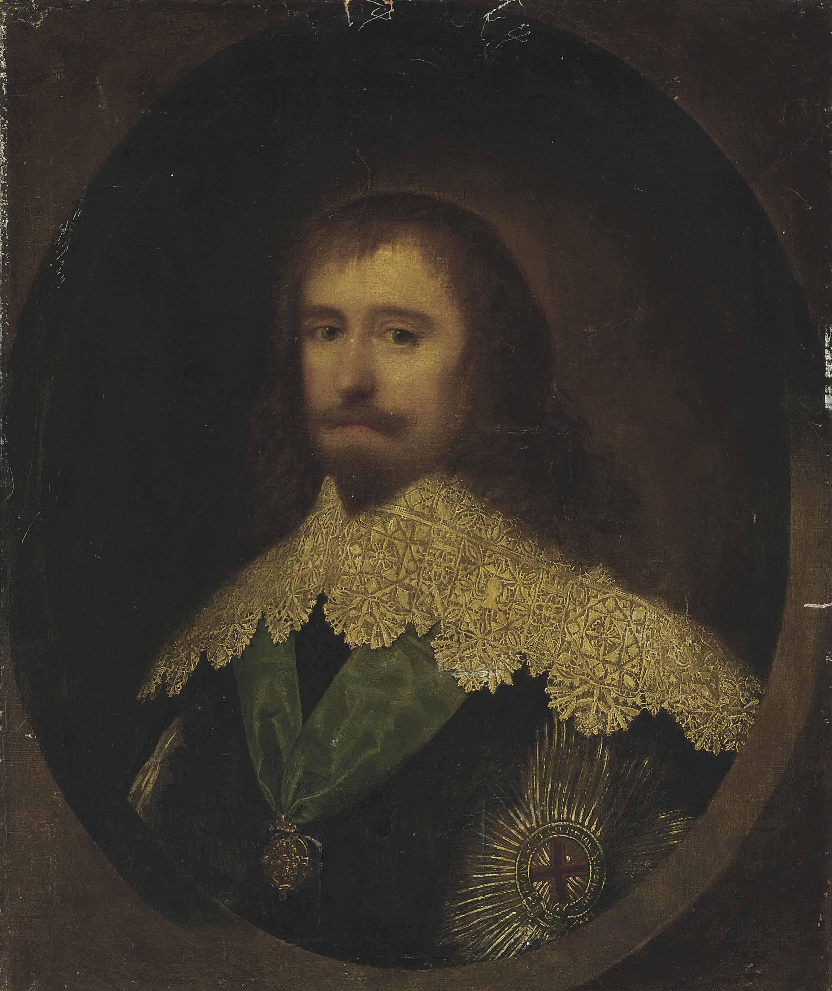 Cornelius Jonson van Ceulen (L