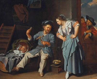 Jacob Toorenvliet (Leiden 1640