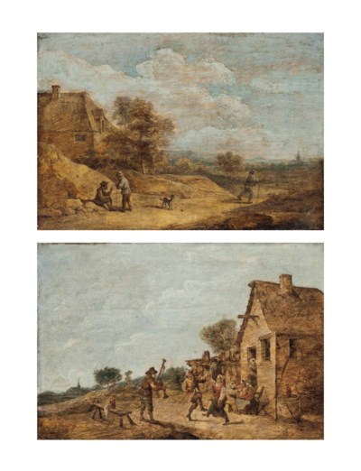 Circle of David Teniers II (An