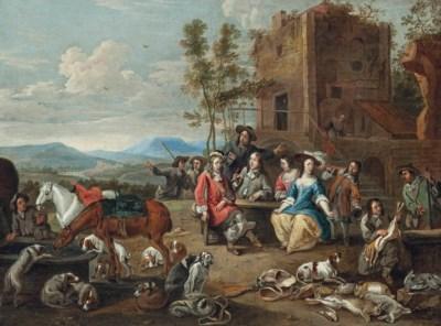 Jan van den Hecke I (Kwarenmon