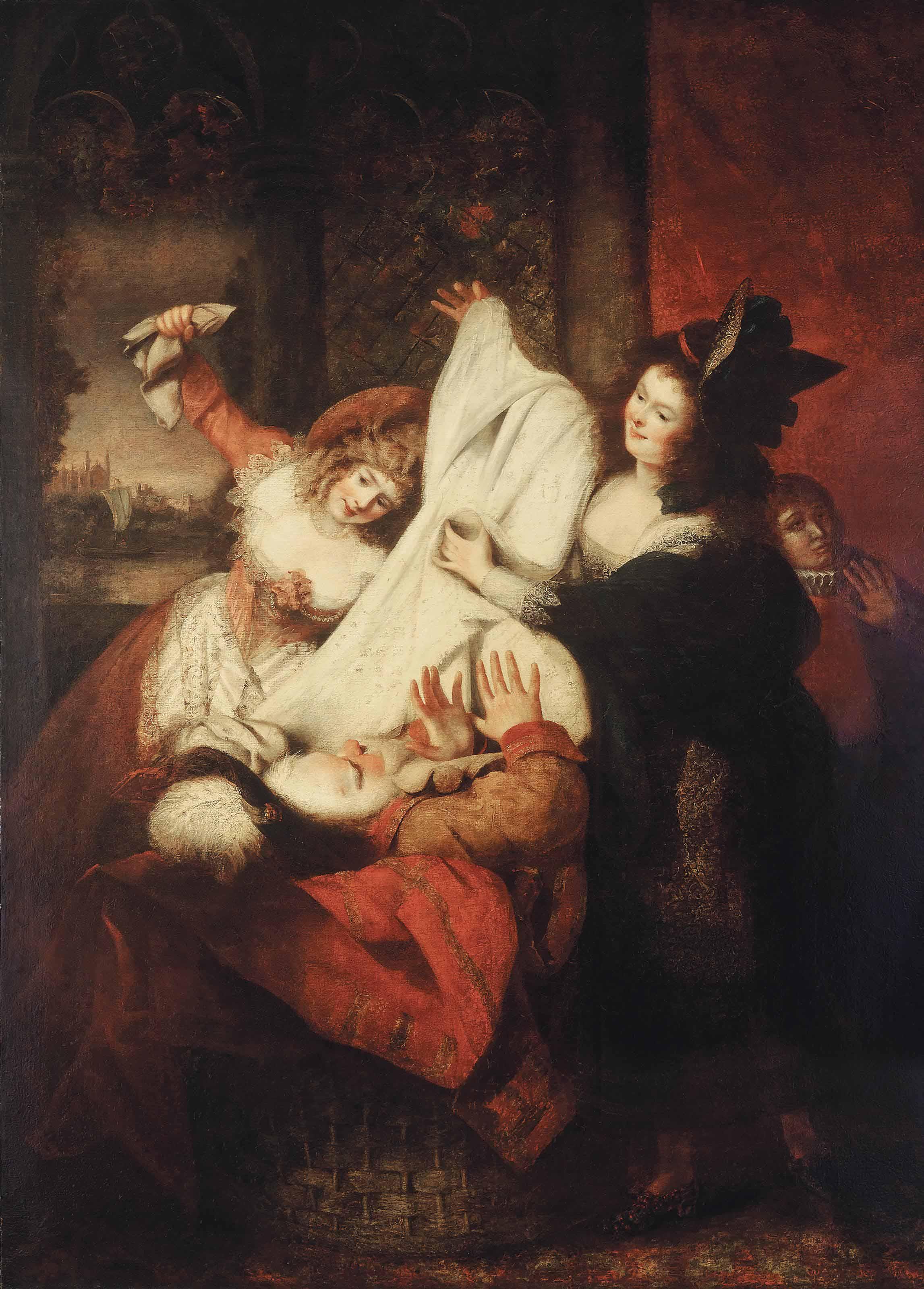 The Merry Wives of Windsor, Act III, Scene III